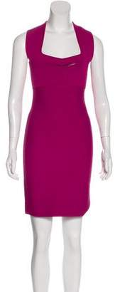 Roland Mouret Bodycon Mini Dress