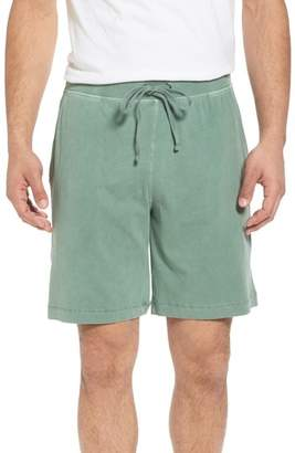 Daniel Buchler Peruvian Pima Cotton Lounge Shorts