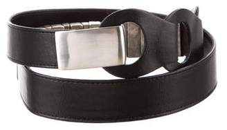 Suzi Roher Leather Waist Belt w/ Tags