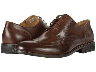 Nunn Bush Slate Wing Tip Dress Casual Oxford