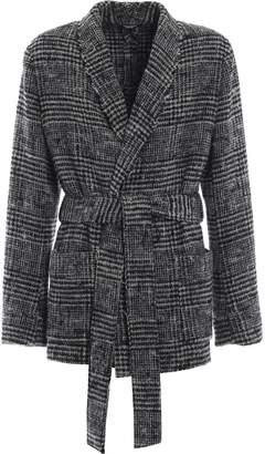 Dolce & Gabbana Knitted Cardi-coat