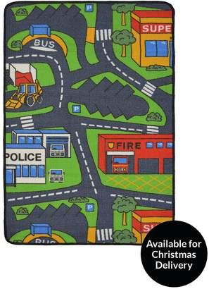 Roads Activity Play Mat