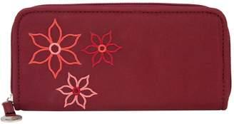 Travelon RFID Blocking Bouquet Ladies Wallet