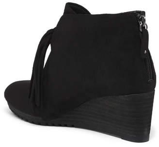 Comfort Wedge Booties
