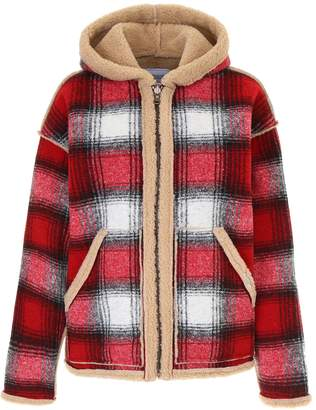 Couture Forte Reversible Check Jacket