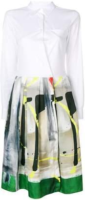 DAY Birger et Mikkelsen Sara Roka printed shirt dress