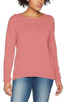 Gant Women's Cashmere Blend Sweater Jumper,(Manufacturer Size: X-Large)