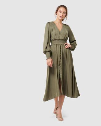 Forever New Evie Midi Dress