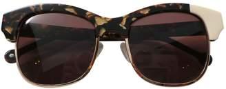 Preen by Thornton Bregazzi Brown Other Sunglasses