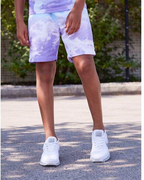 Cloud Fade Shorts Junior