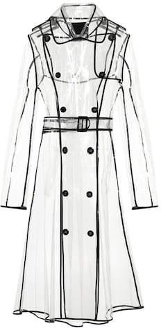 Dorothee Transparent Veil coat