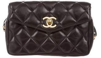Chanel Quilted Belt Bag