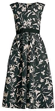 Max Mara Women's Pamir Sleeveless Floral Dress
