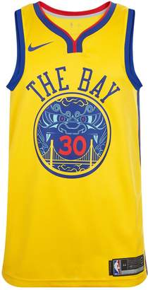 Nike Stephen Curry Golden State Warriors Basketball Jersey