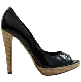 Moschino Cheap & Chic Moschino Cheap And Chic Black Patent leather High Heel