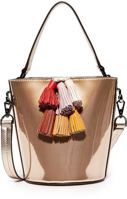 Rebecca Minkoff Sofia Top Handle Bucket Bag $225 thestylecure.com