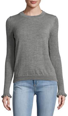 MiH Jeans Harpy Merino Wool & Cashmere Sweater