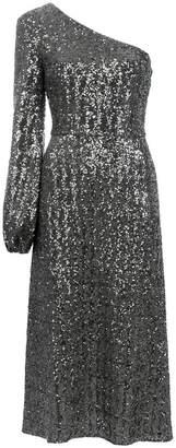 Nk one shoulder midi dress