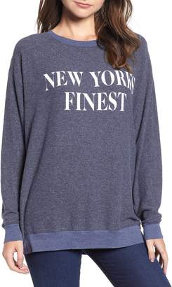Wildfox Couture Roadtrip - New York's Finest Pullover