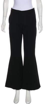 Gareth Pugh Virgin Wool Mid-Rise Pants
