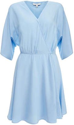 Dagmar Lilly Powder Blue Mini Dress
