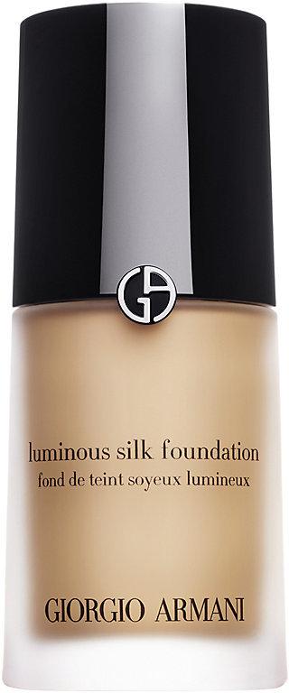 Giorgio Armani Women's Luminous Silk Foundation - Light Beige