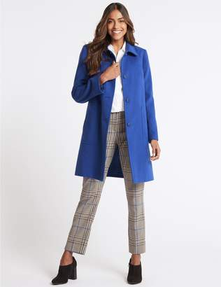 Marks and Spencer Patch Pocket Coat