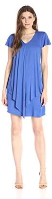 Kensie Women's Drapey French Terry Dress $39.99 thestylecure.com