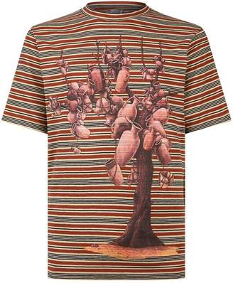 Loewe Striped Pottery Tree T-Shirt