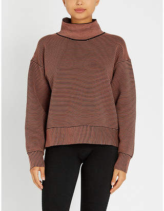 NAGNATA Rib cotton-knit jumper