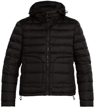 Sloane 49 Winters - The Hooded Down Jacket - Mens - Black