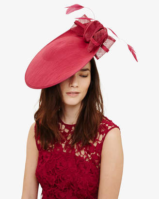Phase Eight Camilla Bow Under Brim Disc Fascinator