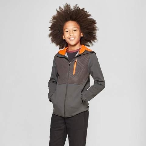 C9 Champion® Boys' Elevated Tech Fleece Full Zip Hoodie - C9 Champion ®