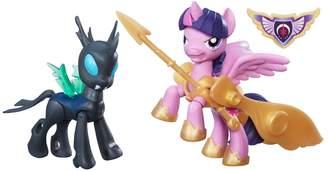 Hasbro My Little Pony Guardians of Harmony Princess Twilight Sparkle v. Changeling
