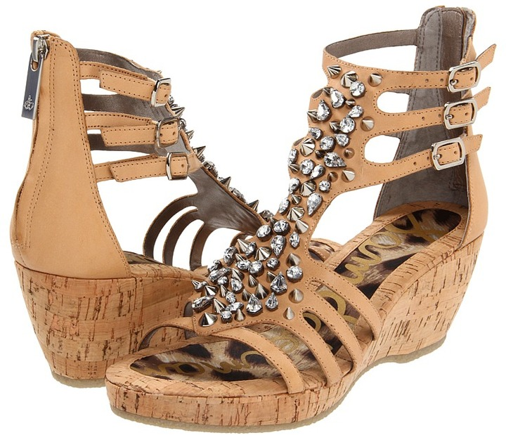 Sam Edelman Nell (Natural) - Footwear