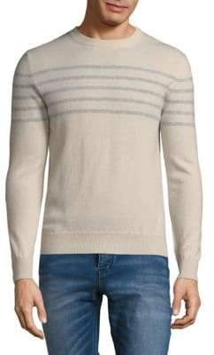 Eleventy Stripe Sweater
