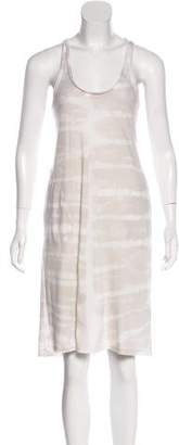 Raquel Allegra Tie-Dye Sleeveless Dress