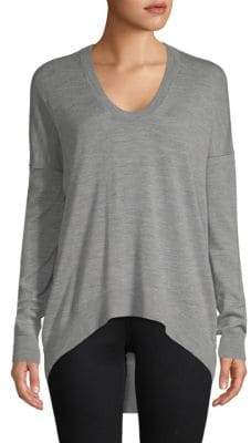 Zadig & Voltaire Preppy Merino Wool Sweater