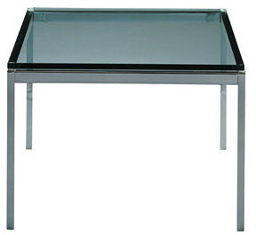 Florence knoll coffee table - square