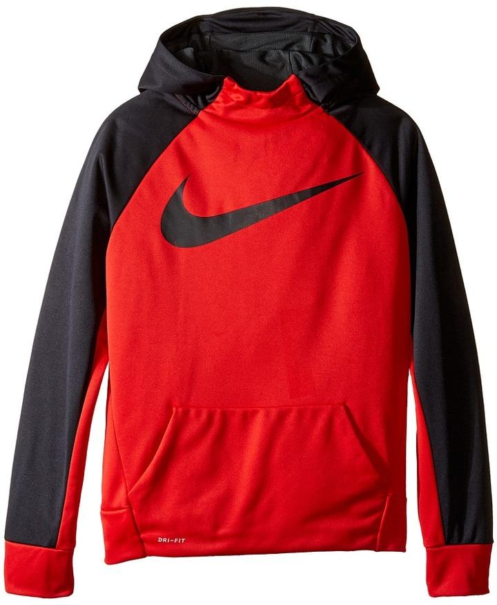 Nike Kids - Therma Hoodie Boy's Sweatshirt
