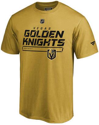 Majestic Men Vegas Golden Knights Rinkside Prime T-Shirt