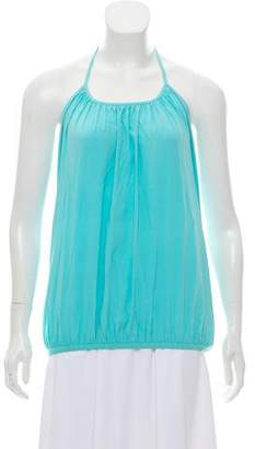 Ramy Brook Silk Halter Top w/ Tags