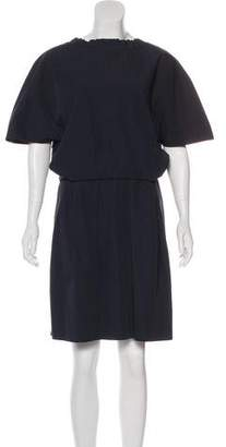 Marni Knee-Length Short Sleeve Dress