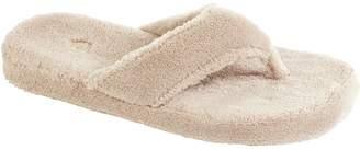 Acorn Spa Thong Slipper - Women's