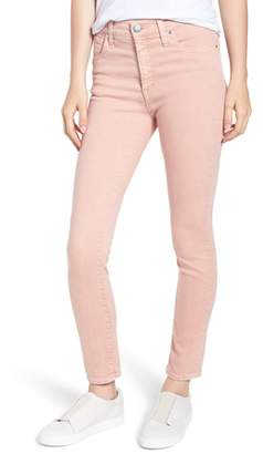 Caslon Sierra High Waist Ankle Skinny Pants