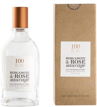 Sauvage 100 Bon 1.7Oz Bergamote Et Rose Eau De Parfum Spray