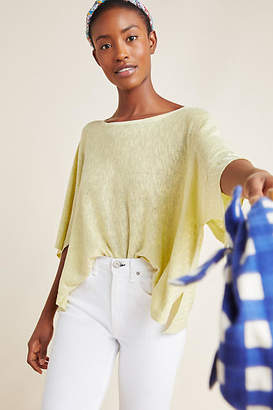 Anthropologie Alicia Shimmer Pullover