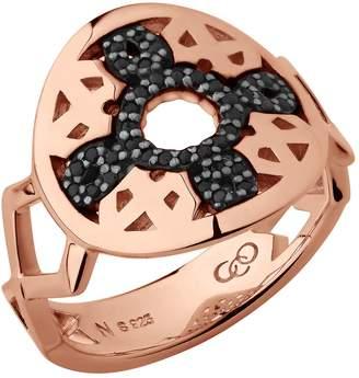 Links of London Rose Gold Timeless Ring