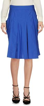 Harmont & Blaine Knee length skirts - Item 35284736