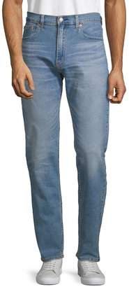 Levi's 505 Regular-Fit Straight-Leg Jeans